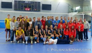 Polonijne Mistrzostwa Świata w Siatkówce GLIWICE 2014