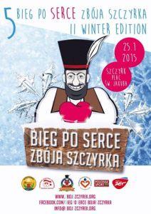 V BIEG PO SERCE ZBÓJA SZCZYRKA - II WINTER EDITION