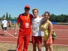 Andrzej Kempa , Radek Kempa , Natalia Kempa - fot-D.Kulaga-