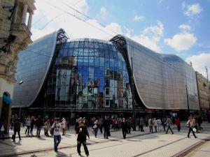 Dowrzec i galeria Katowice