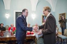 Min. Adam Kwiatkowski, Prezes Andrzej Kempa