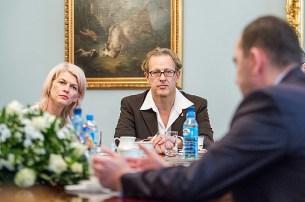 Katarzyna Chełchowska, Andrzej Kempa - fot. Krzysztof Sitkowski / KPRP