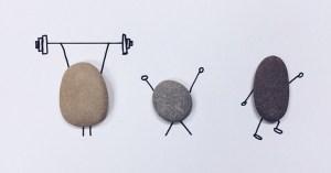 小石のトレーニング