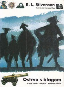 OSTRVO S BLAGOM (Ilustrovano) - ROBERT LUIS STIVENSON