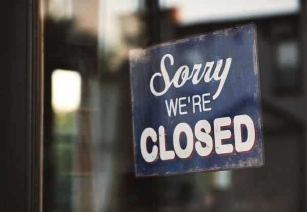 Closed by Tim Mossholder on Unsplash