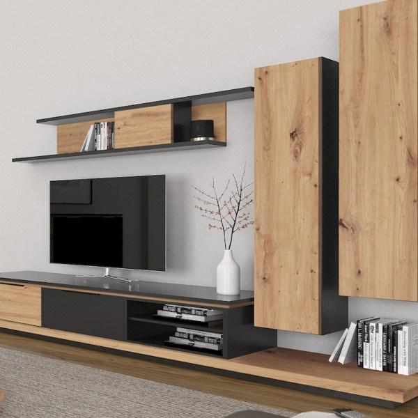 mueble salon muebles polque