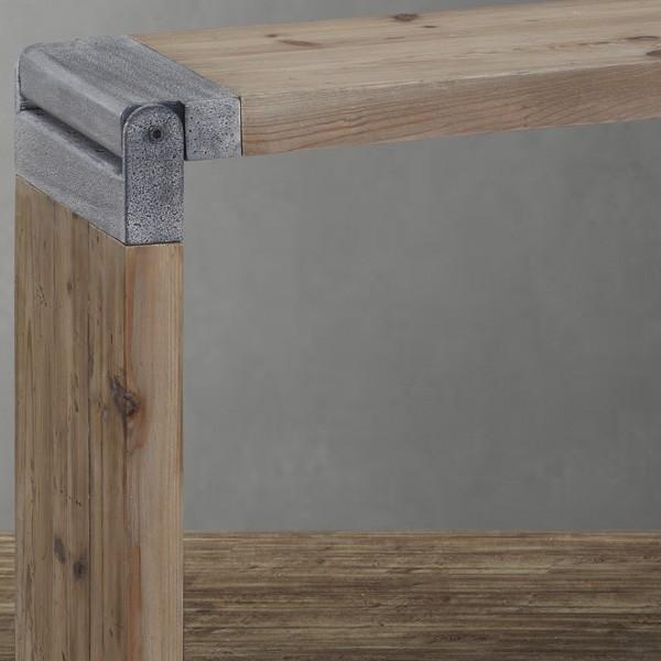 detalle consola industrial 1 muebles polque
