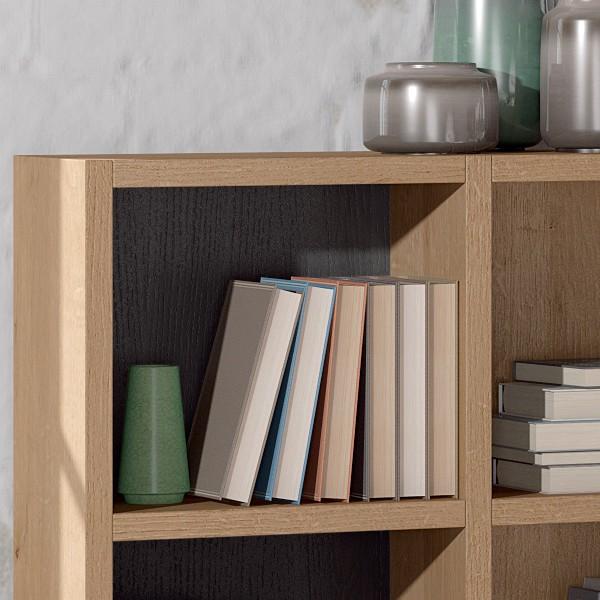 detalle estanteria carola muebles polque