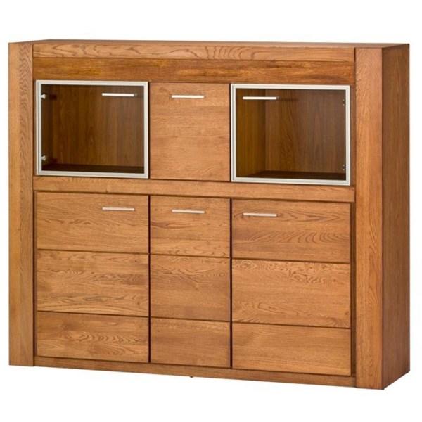 aparador alto salon velvet muebles polque
