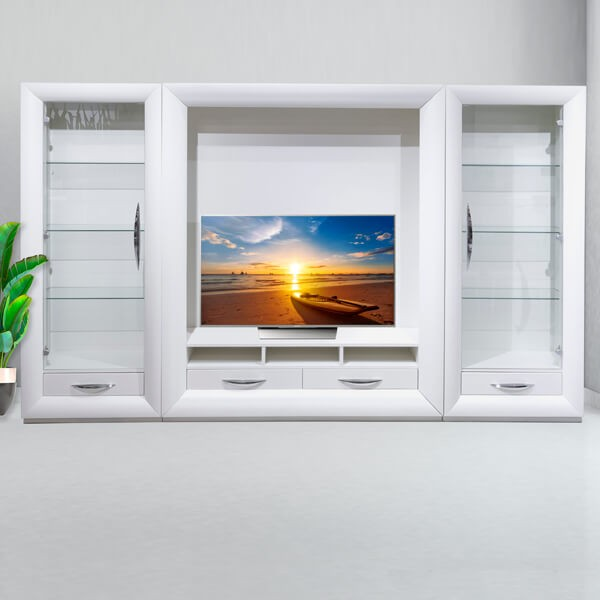 Mueble Tv Geno de Muebles Polque