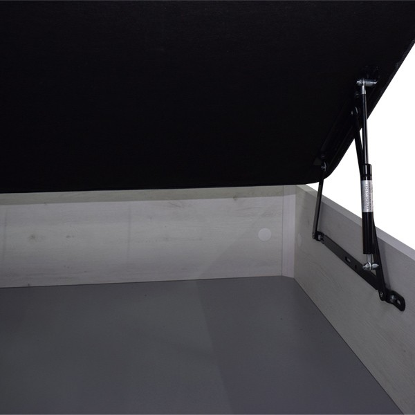 Interior Canapé Dym cerezo de Muebles Polque
