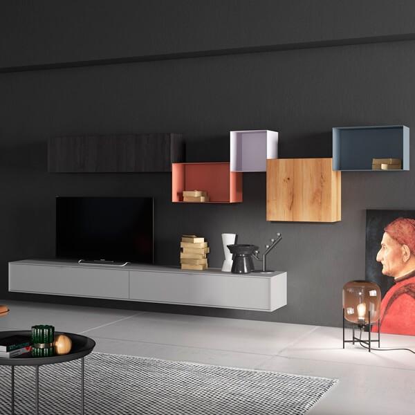 Mueble TV Avola de Muebles Polque