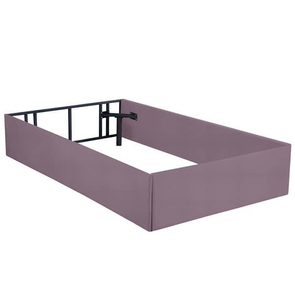 Aro de cama 160 Lu, gris