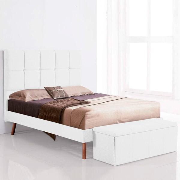 Aro de cama 100 Nor blanco