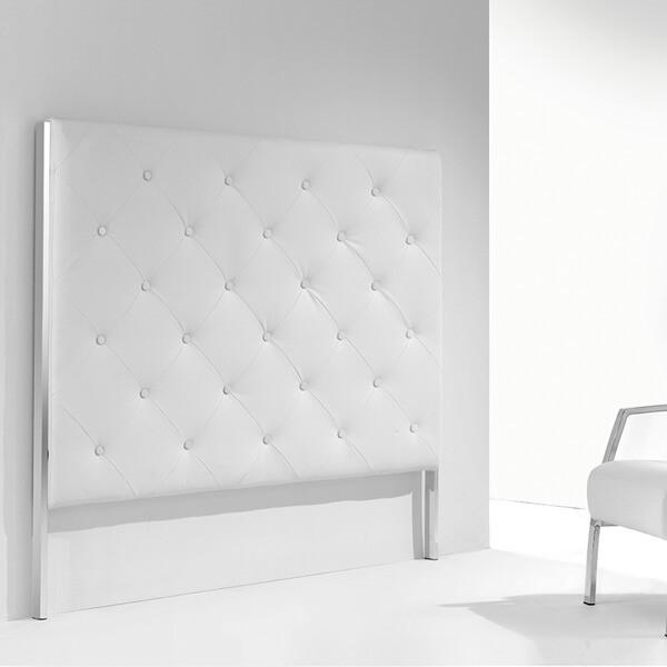 Cabecero Ava 160, blanco