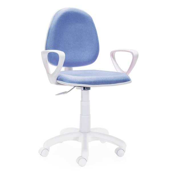 Silla escritorio Dino azul