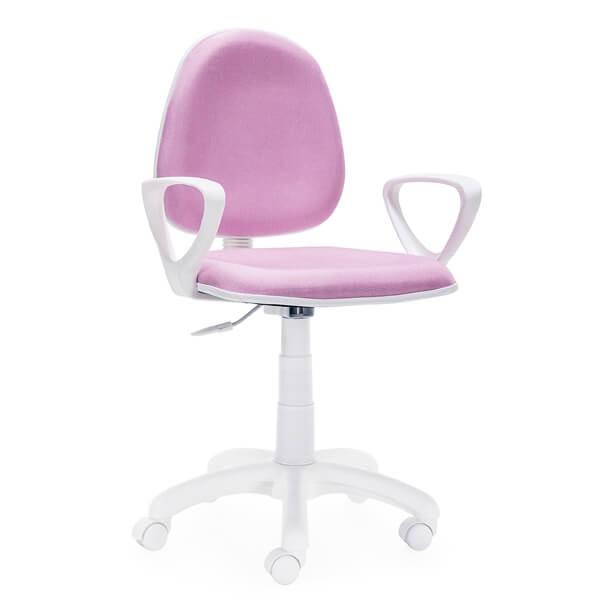 Silla escritorio Dino rosa