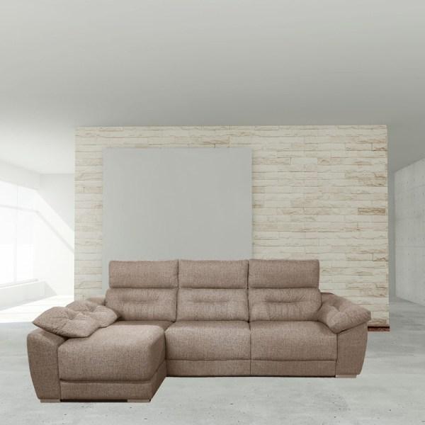 Sofá tapizado aquaclean arena Muebles Polque