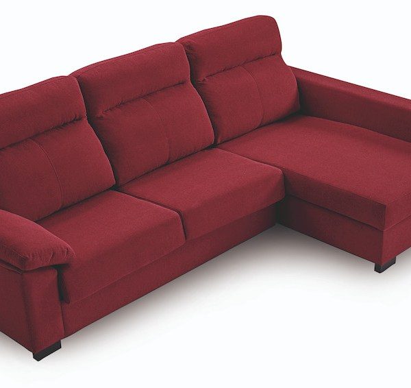 sofá cama chaise longue muebles polque