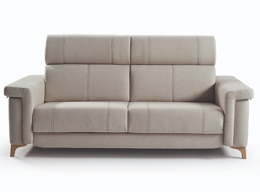 sofá cama fácil de montar muebles polque