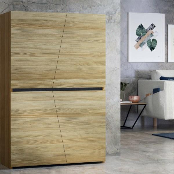 muebles salon madera artesana muebles polque