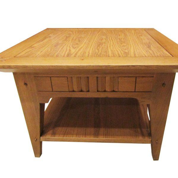 Mesa de rincón vintage