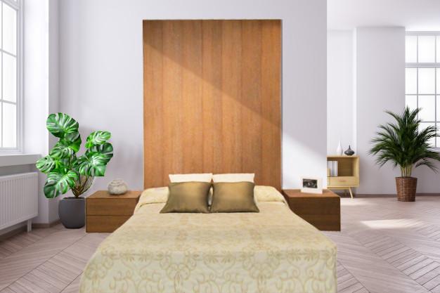 Dormitorio panel vertical