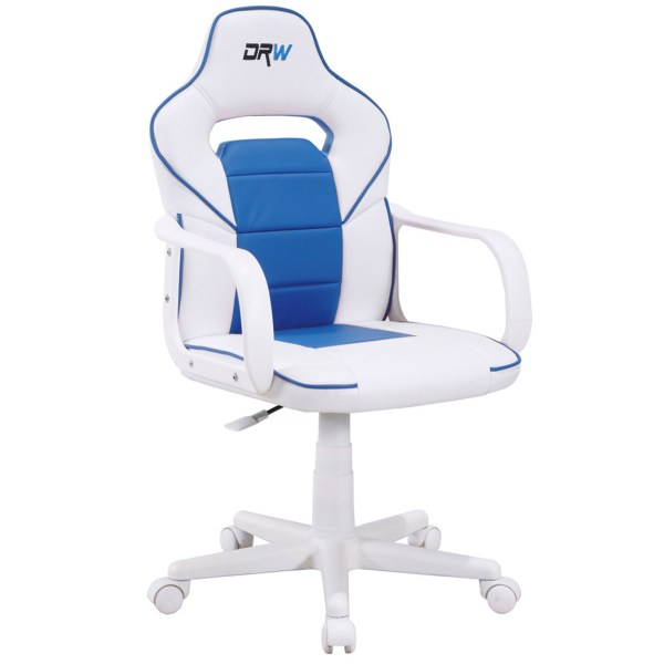 Silla gamer draw azul