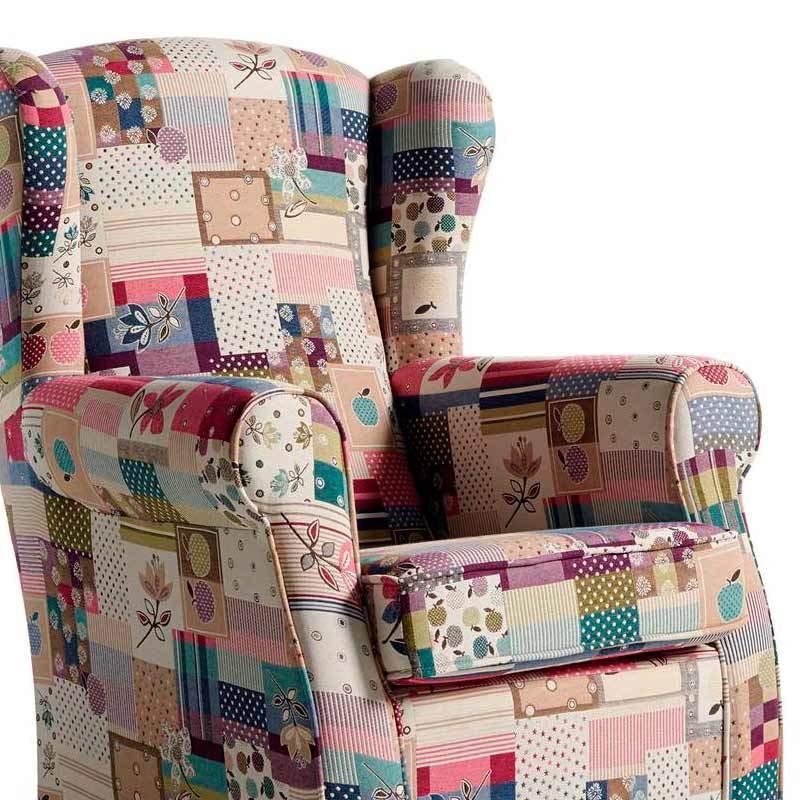 Detalle Butaca Sara de Muebles Polque