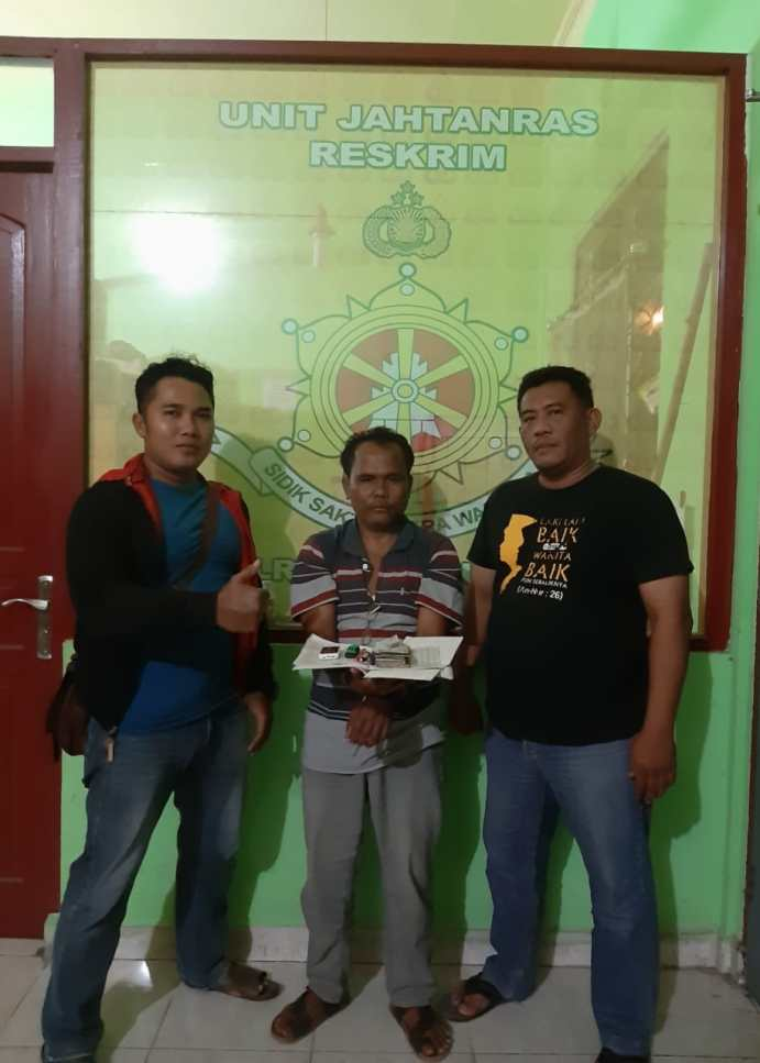 Unit Jatanras Reskrim Polres Simalungun Kembali Ungkap Pelaku Judi Togel