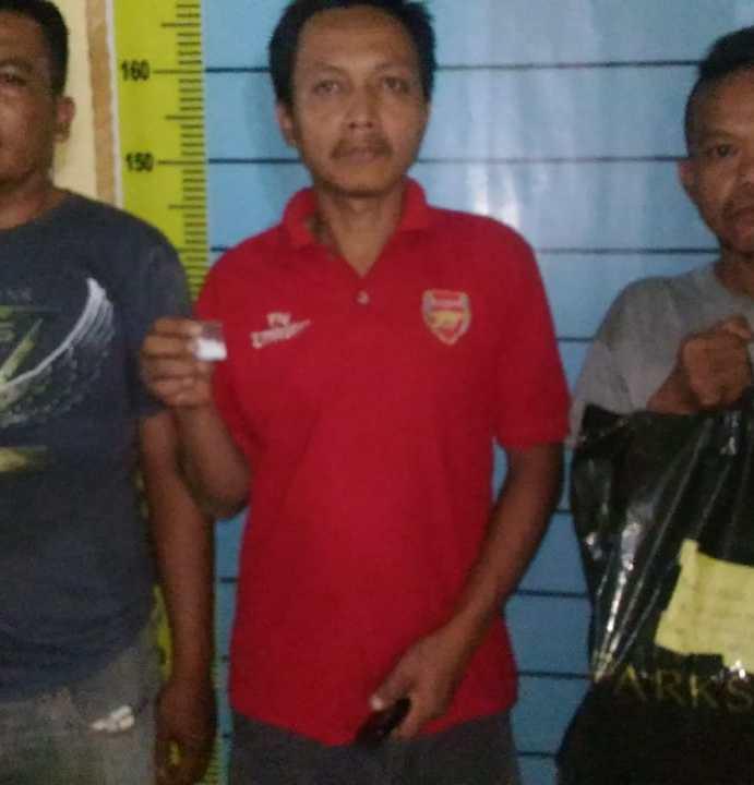 Polsek Serbalawan Berhasil Gagalkan Pengiriman Narkotika Sabu