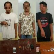 Satres Narkoba Polres Simalungun Berhasil Meringkus 3 Sindikat Jaringan Narkotika