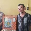 Satreskrim Polres Simalungun Mengamankan Mesin Jackpot Koin