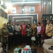 Kapolres Simalungun Terima Audiensi Pengurus DPD Pujakesuma Kabupaten Simalungun