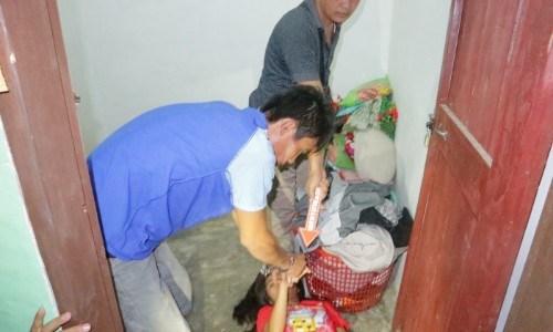 Satreskrim Polres Simalungun Gelar Pra Rekontruksi Kasus Pembunuhan Yang Mengakibatkan Matinya Elfi Boru Manik