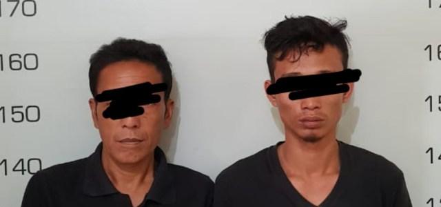 2 Pria Pemilik Daun Ganja Diringkus Satres Narkoba Polres Simalungun