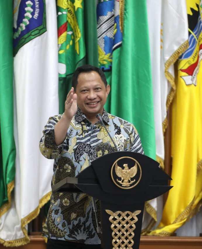 Mendagri: Reuni Ikatan Alumni Lemhanas PPSA XVII untuk Silaturahmi