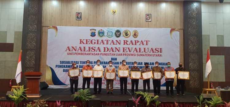 UPP Kabupaten Simalungun Mendapat Juara Ke Dua (2) Terbaik Tahun 2020 Kategori Melaksanakan Kegiatan Pencegahan Pungutan Liar