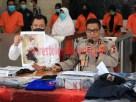 Kadiv Humas Polri Irjen Pol Raden Prabowo Argo Yuwono, saat menggelar konferensi pers dengan wartawan