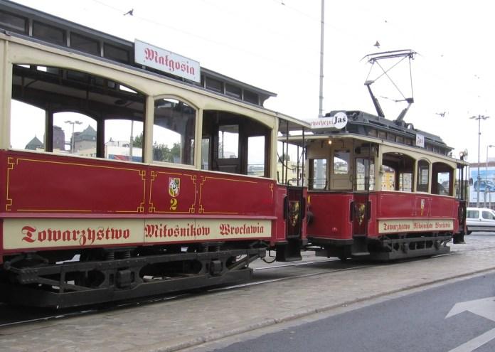 wrocławskie tramwaje