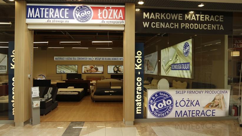 Materace Koło Galeria Polskie Meble