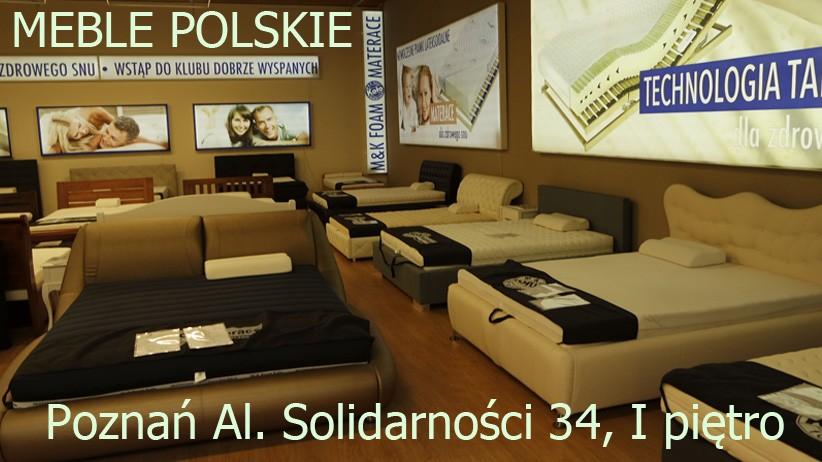 Materace Koło Galeria Polskie Meble Poznań
