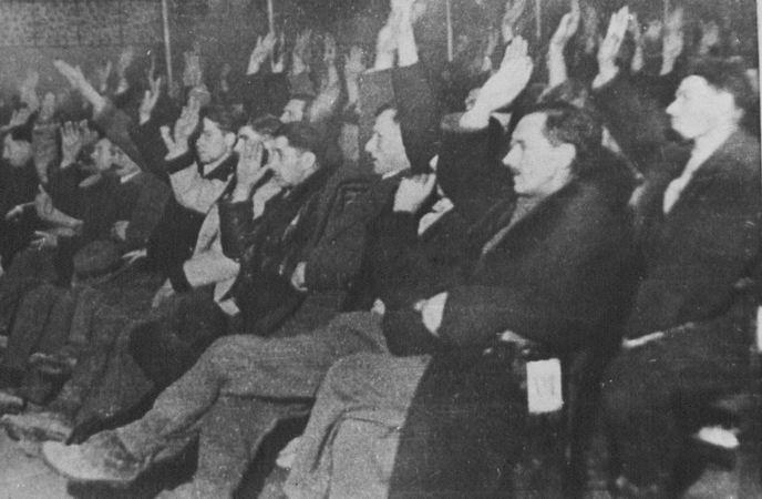 """Результат пошуку зображень за запитом """"26 листопада 1944-го в Мукачеві відбувся перший з'їзд Народних комітетів"""""""