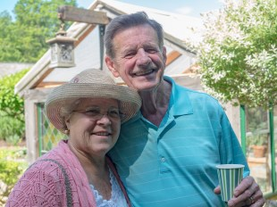 Garden Tour at the home of Ken Vengren and Harrison Kendall.