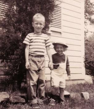 Summer day 1950s
