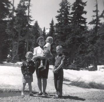 Mount Baker 1955