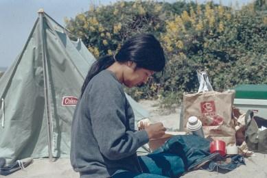 Dillon Beach Camping