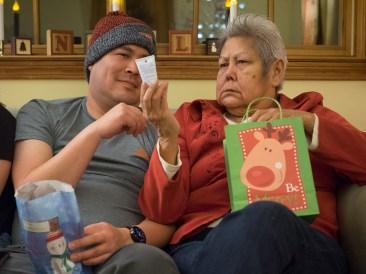 Christmas Eve at Susan and Brad's Home