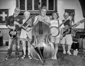 Saint Paul Bluegrass Band