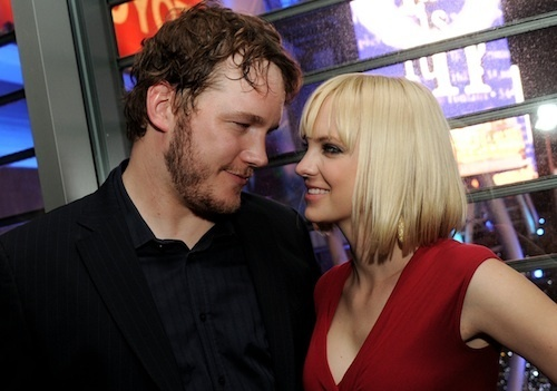 Chris Pratt e Anna Faris na comédia Vacation Friends